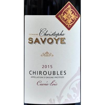 "Domaine Christophe Savoye CHIROUBLES ""Cuvée Loïc"""