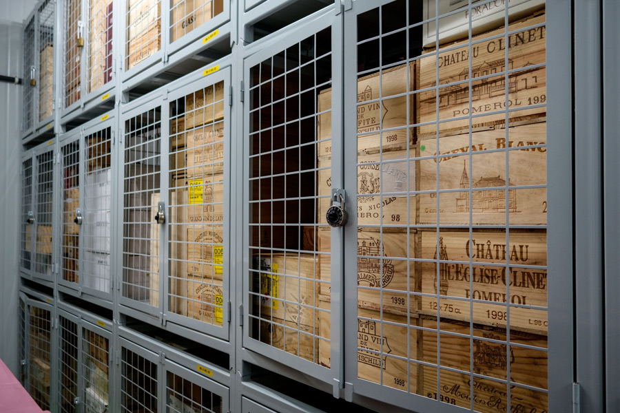 At Richfield Brands u0026 Services our three purpose-built wine cellars create the ideal climatic conditions for the long term cellaring of fine wines in a ... & Wine Storage - Richfield Singapore